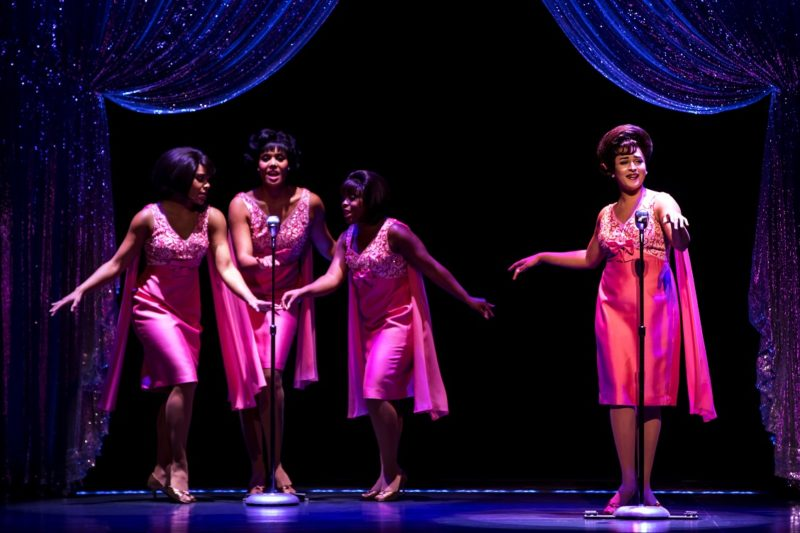 "The Shirelles performing ""Will You Still Love Me Tomorrow?"""
