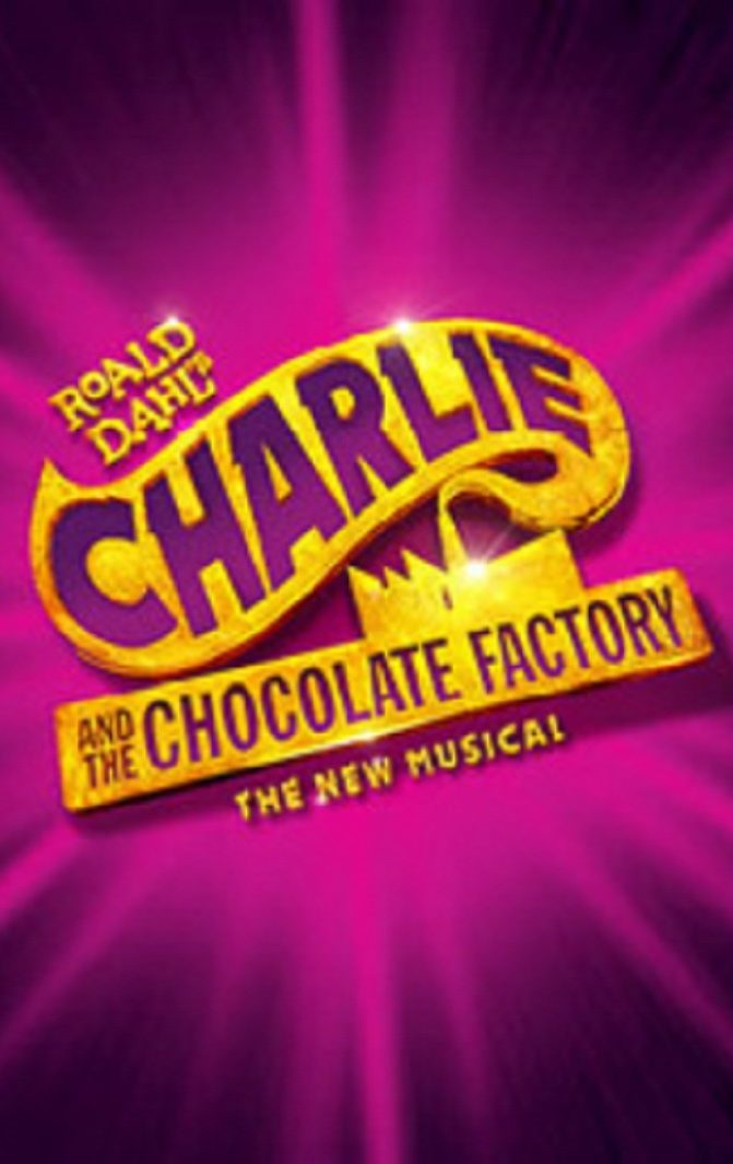 Roald Dahl's Charlie and the Chocolate Factory Official Keyart