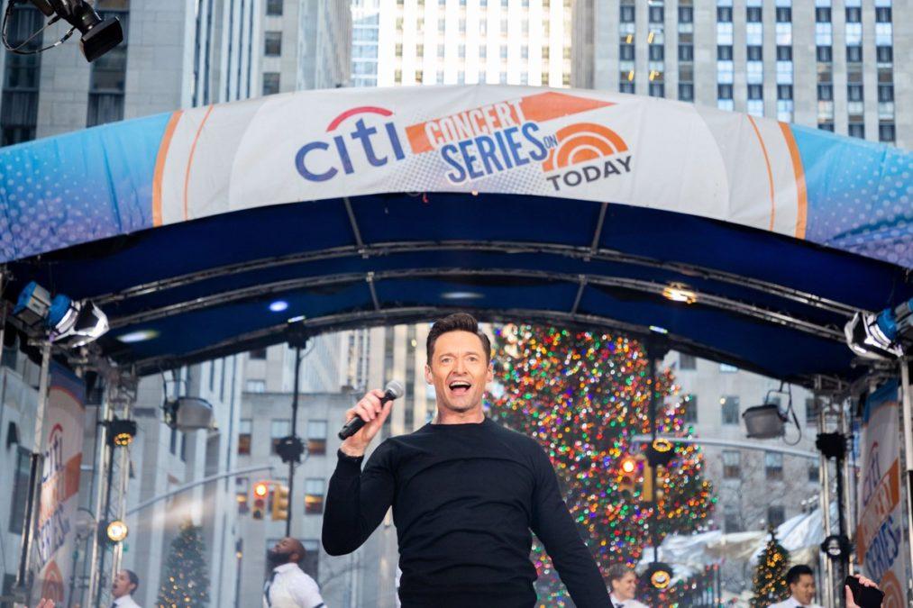 Hugh Jackman - 11/2018 - NBC's Today
