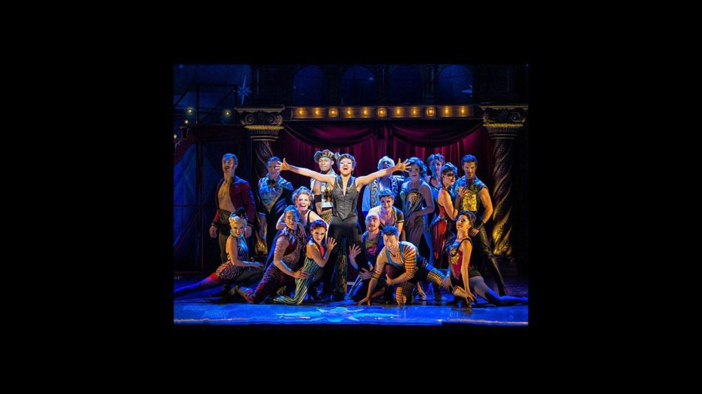 TOUR - Pippin - Broadway Balances America - wide - 10/14