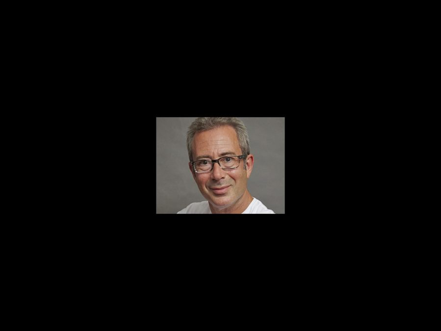 Ben Elton - headshot - square - 10/13