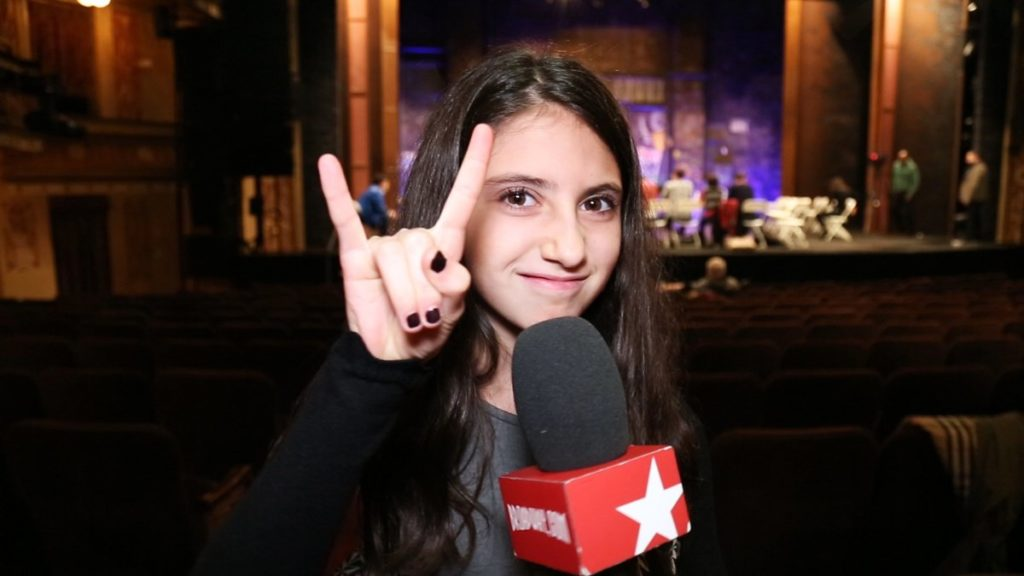 VS - School of Rock Kid Audition - Megan Legler