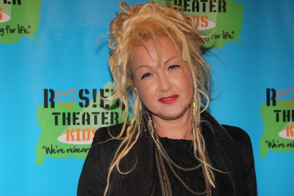Cyndi Lauper - 09/2014 - Bruce Glikas