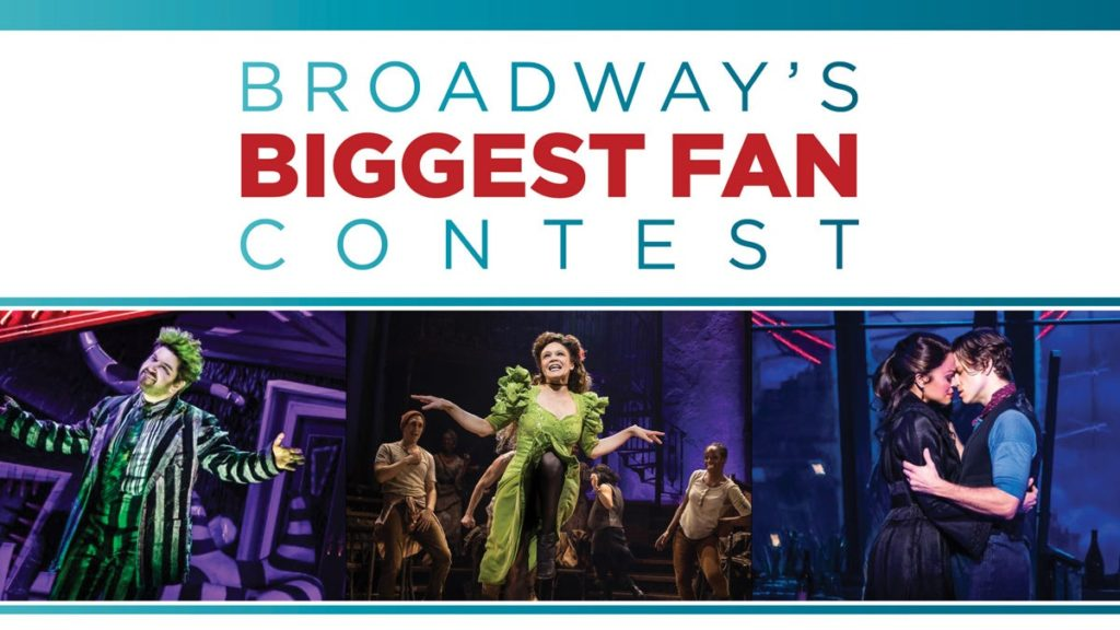 Broadway's Biggest Fan - 02/2020