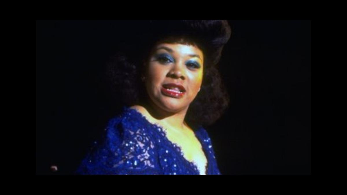 Armelia McQueen - Ain't Misbehavin' - 1978 - Martha Swope